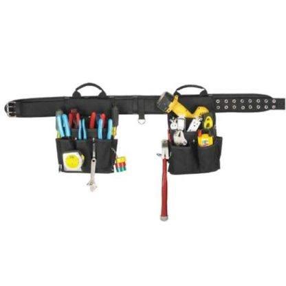 Kuny's EL-1609 20-Pocket 3-Piece Electrical Combo