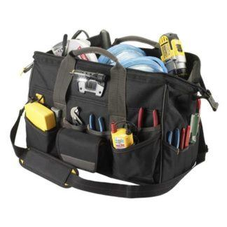Kuny's L232 Lighted Mega Mouth Tool Bag