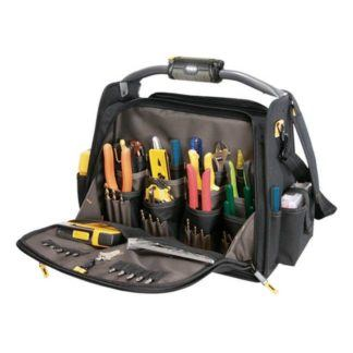 Kuny's L245 56-Pocket Dual Compartment Tool Carrier