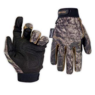Kuny's M125 Mossy Oak Form Fitted Insulated Work Gloves