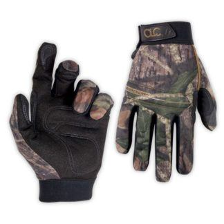 Kuny's M125 Mossy Oak Form Fitted Lined Work Gloves