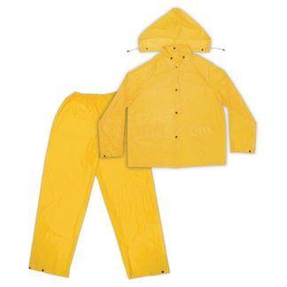 Kuny's R106 3-Piece Light Weight PVC Rain Suit