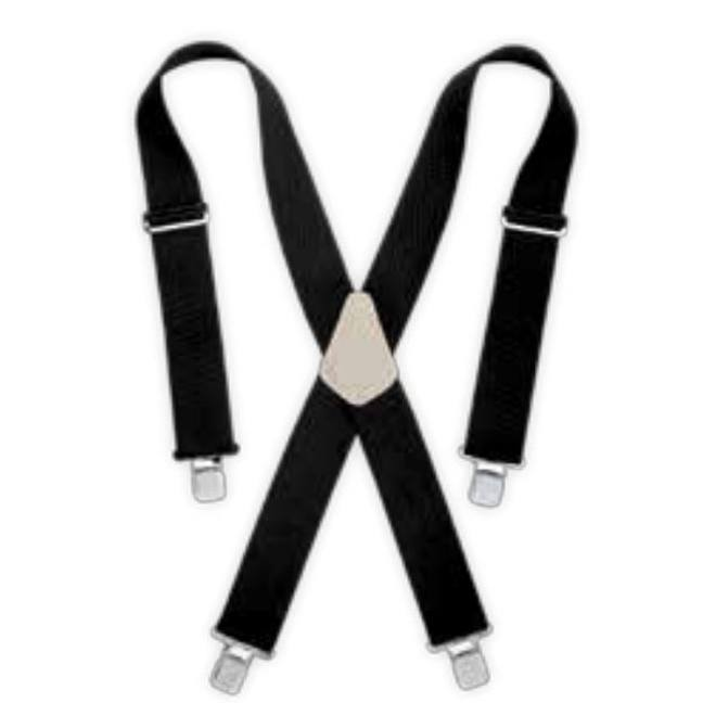 Kuny's SP-15BK Heavy Duty Work Suspenders