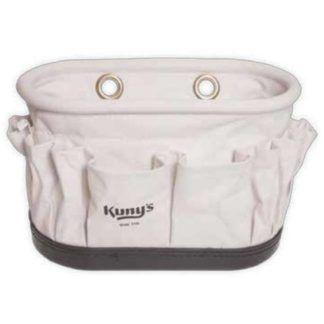Kuny's SW-119 Oval Utility Canvas Bucket