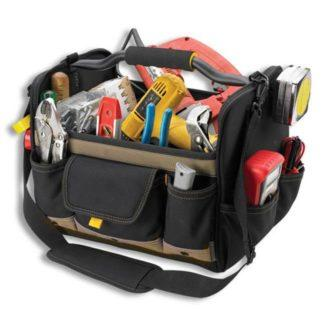 Kuny's SW-1578 21-Pocket Open Top Softsided Tool Box