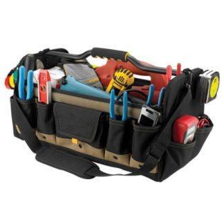 Kuny's SW-1579 27-Pocket Open Top Softsided Tool Box