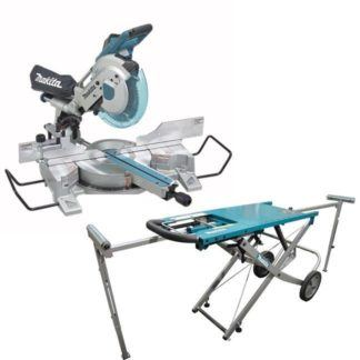 "Makita LS1016LX 10"" Dual Sliding Compound Mitre Saw"