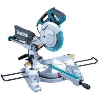"Makita LS1018L 10"" Dual Sliding Compound Mitre Saw"