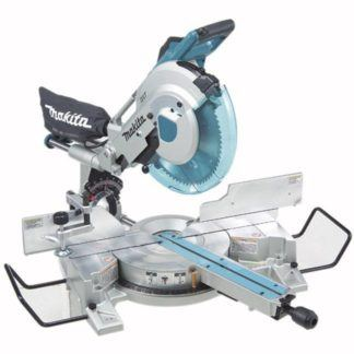 "Makita LS1216L 12"" Dual Sliding Compound Mitre Saw"