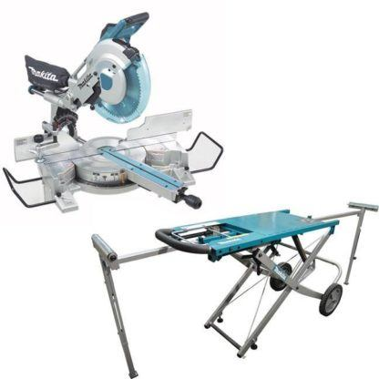 "Makita LS1216LX 12"" Dual Sliding Compound Mitre Saw"
