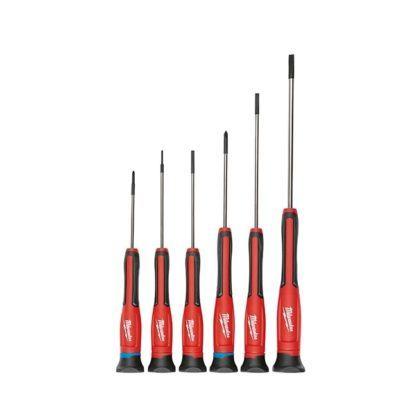 Milwaukee 48-22-2606 6pc Precision Screwdriver Set