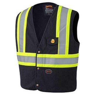 Pioneer 129 Flame Resistant Cotton Safety Vest