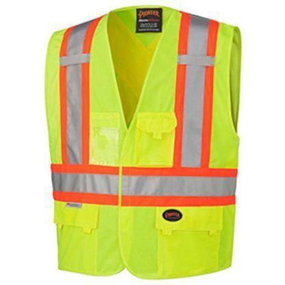 Pioneer 131 Hi-Viz Safety Vest
