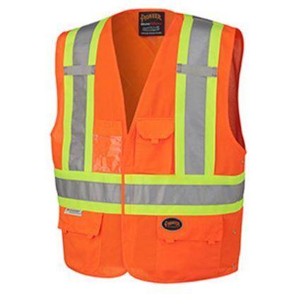 Pioneer 134 Hi-Viz Safety Vest