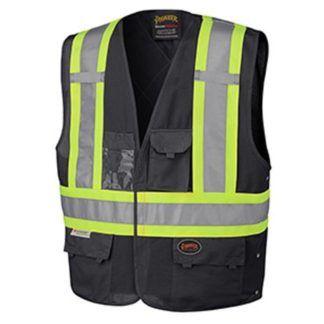 Pioneer 135 Hi-Viz Safety Vest