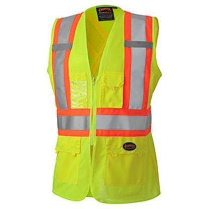 Pioneer 139 Hi-Viz Women's Safety Vest