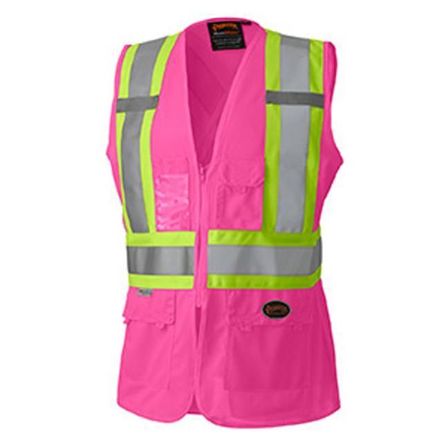 Pioneer 139PK Hi-Viz Women's Safety Vest