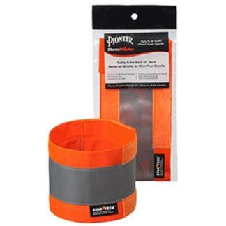 "Pioneer 142 Adjustable Reflective Arm Band - 18"" x 4"""