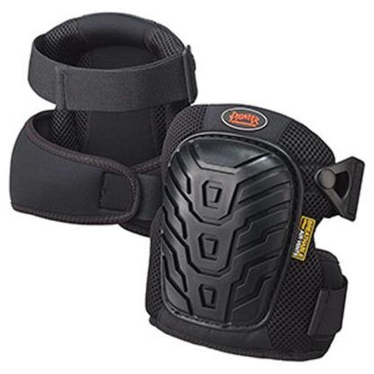Pioneer 169 Breathable Air Vented Professional Gel Knee Pads