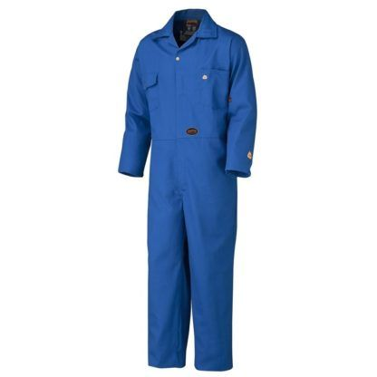 Pioneer 5559 Flame Resistant Cotton Safety Coverall