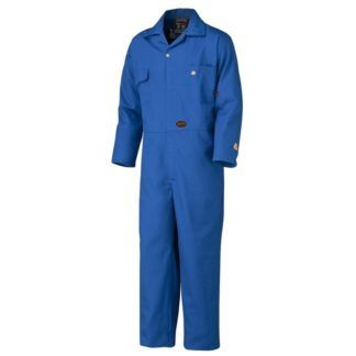 Pioneer 5559T Flame Resistant Cotton Safety Coverall