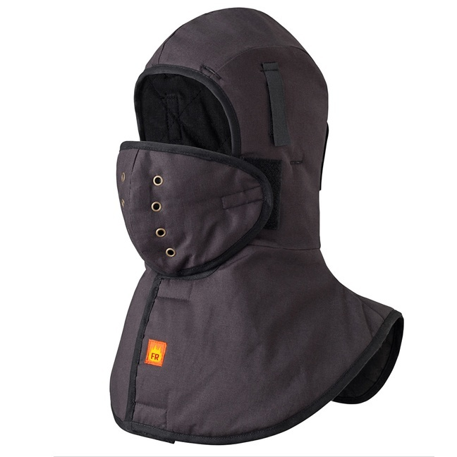 Pioneer 5565A Heavy Duty Flame Resistant Quilted Hard Hat Liner