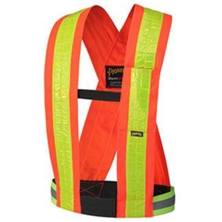 Pioneer 5593 Hi-Viz Safety Sash Harness