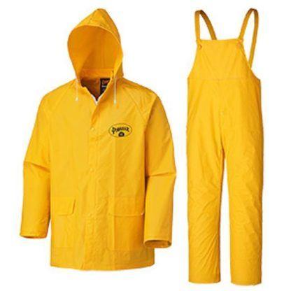 Pioneer 578 Flame Resistant 3-Piece Rain Suit