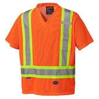 Pioneer 5994 Hi-Viz Traffic T-Shirt