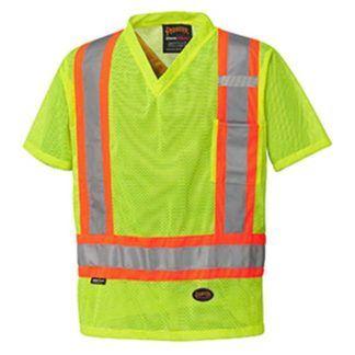 Pioneer 5997 Hi-Viz Traffic T-Shirt