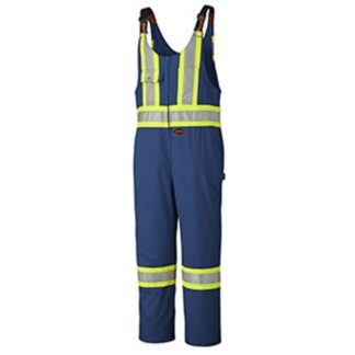 Pioneer 6615T Safety Poly Cotton Overall