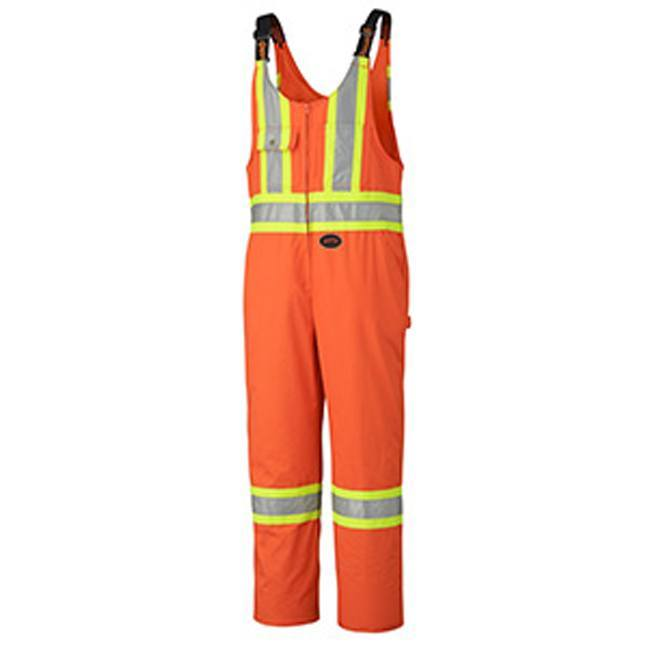 Pioneer 6617 Safety Poly Cotton Overall