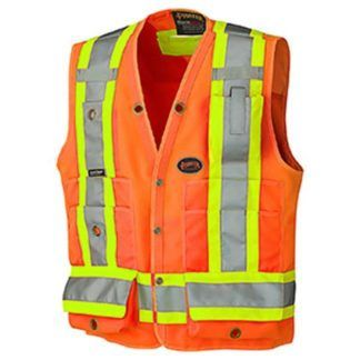 Pioneer 6692 Hi-Viz Surveyor's Safety Vest