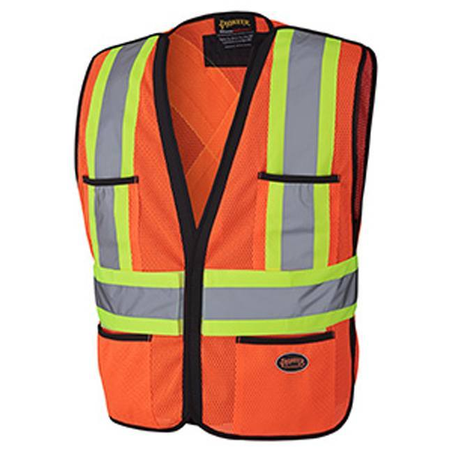 Pioneer 6926 Hi-Viz Traffic Vest