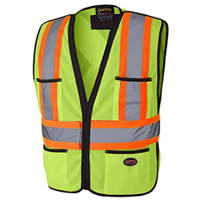 Pioneer 6927 Hi-Viz Traffic Vest