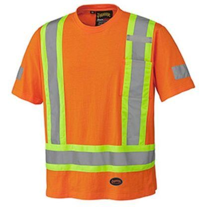 Pioneer 6978 Cotton Safety T-Shirt