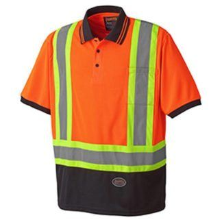 Pioneer 6986 Birdseye Safety Polo Shirt