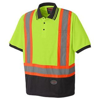 Pioneer 6987 Birdseye Safety Polo Shirt