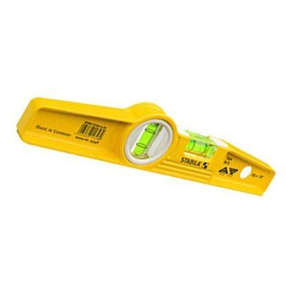 "Stabila 25100 Magnetic 10"" Die Cast 81SM Torpedo Level"