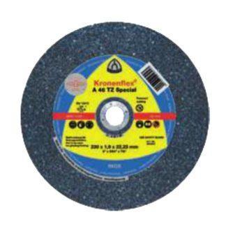"Klingspor 187170 4-1/2"" Flat Center Kronenflex SS Cut-Off Wheel"