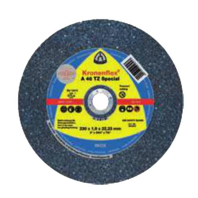 "Klingspor 187171 5"" Flat Center Kronenflex SS Cut-Off Wheel"