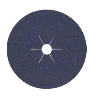"Klingspor 23001 5""x7/8"" CS565 80G Abrasive Fibre Discs - 25 pack"