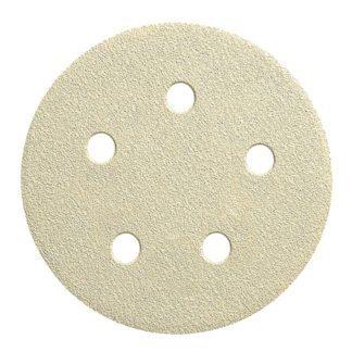 Klingspor 256636 5x5H PS33 60G Abrasive Velcro Discs - 100 pack