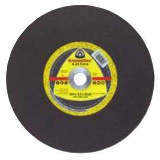"Klingspor 288221 12"" Flat Center Metal Cut-Off Wheel"