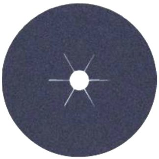 "Klingspor 6620 5""x7/8"" CS565 36G Abrasive Fibre Discs - 25 pack"