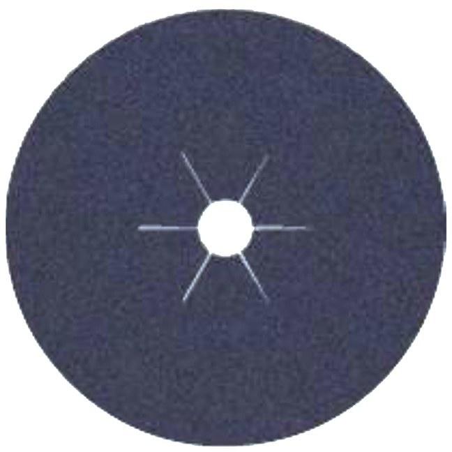 "Klingspor 93054 5""x7/8"" CS565 50G Abrasive Fibre Discs - 25 pack"