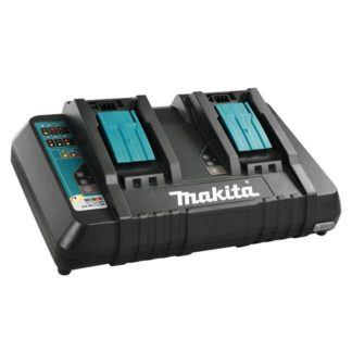 Makita DC18RD 18V Dual Port Rapid Charger