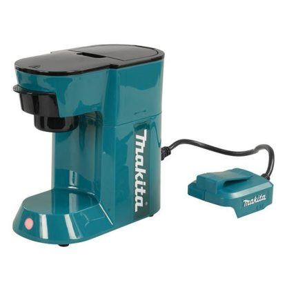 Makita DCM500Z 18V or Electric Coffee Maker