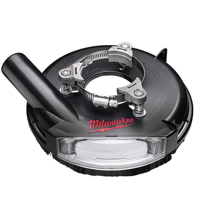 """Milwaukee 49-40-6105 7"""" Surface Grinding Dust Shroud"""