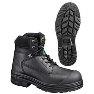 "Pioneer 1025 Ultra Comfort 6"" Leather Work Boot"